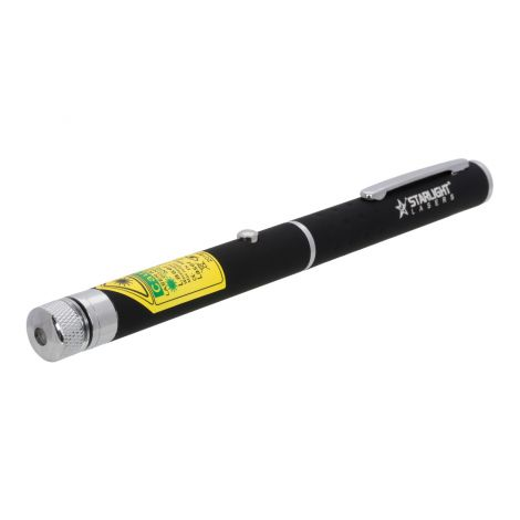 Green laserpointer with patterns